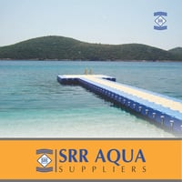 High Tensile Strength Floating Jetty