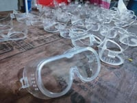 Transparent Protective Safety Goggles