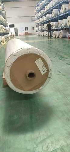 White Colored Airbag Fabric Stock Lot