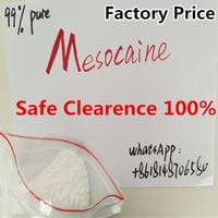99.9% Purity Mesocaine Hydrochloride Amide