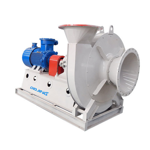 High Pressure Centrifugal Blower