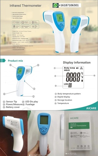Highly Accurate Infrared Thermometer