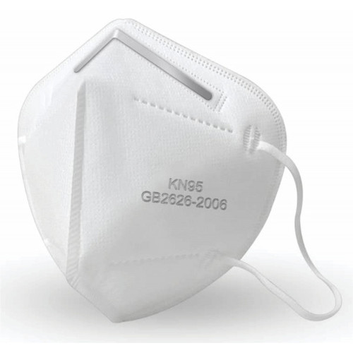 N95 Face Mask Respirator 5 Layers White Breathable Face Mask