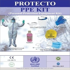 PPE Kit (Personal Protective Equipment)