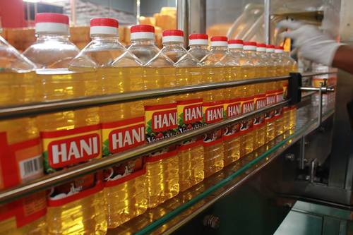 Vitamine E Rich Vegetable Cooking Oil