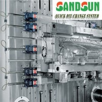 Quick Mold Change Systems