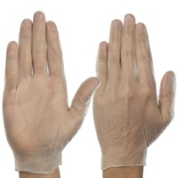 Latex Disposable Medical Gloves
