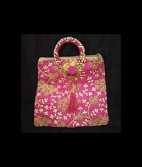 Zari Embroidered Potli Bags For Giveaways
