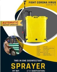 2 In 1 Battery Operated Sprayer