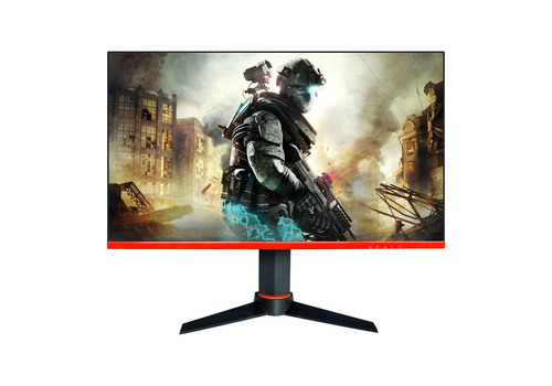Flat LED PC Monitor