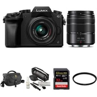 Panasonic Lumix Dmc G7 Mirrorless Digital Camera