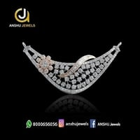 Indian Women Diamond Mangalsutra