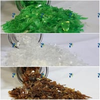 PET Bottle Recycle Chips