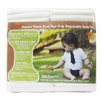 Disposable Chemical Free Inserts
