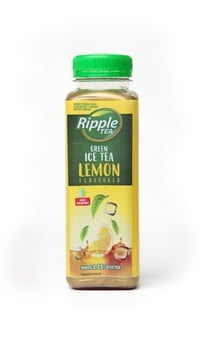 Ripple Lemon Flavour Liquid Concentrate Green Ice Tea