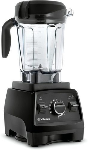 Low Power Consumption Black Colored Blender