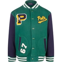Letterman Jacket Of All Sizes