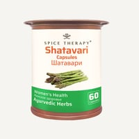 Natural Ayurvedic Shatavari Capsules for Women Health