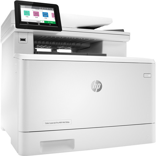 Color Laserjet Pro M479fdn Multifunction Printer (Hp)