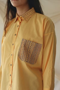 Hand Embroidered Women's Shirt
