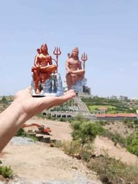 Shiva Statue (Statue Of Belief)