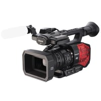 AG DVX200 4K Camcorder With Four Thirds Sensor And Integrated Zoom Lens (Panasonic)