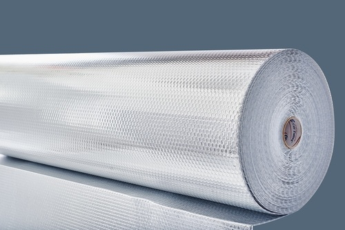 Silver Reflective Insulation Material
