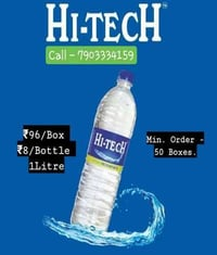 HI-TECH Packaged Drinking Water