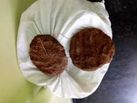 Cow Dung Cake For Pooja