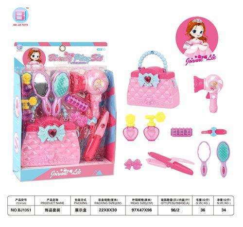 DIY Lovely Beauty Set Toy