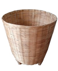 Strong Bamboo Laundry Baskets