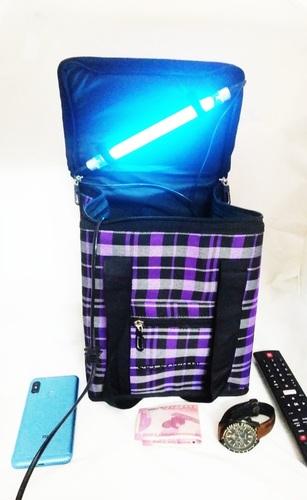 UV Disinfecting Fold Able Sanitizing Box