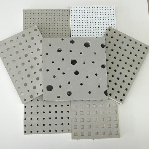 Designer Gypsum Perforated Panel