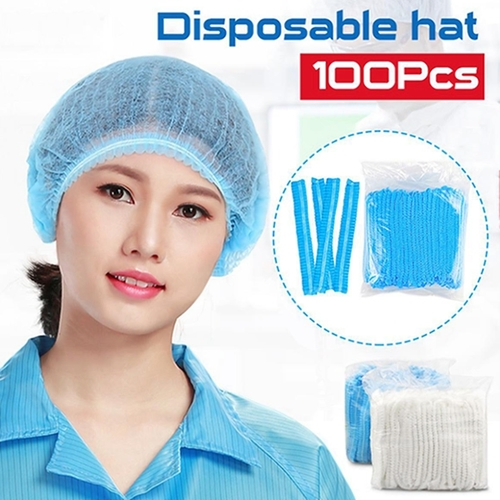 Smooth Finish Disposable Cap