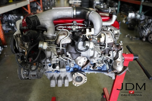 JDM NISSAN SKYLINE R34 GTR RB26DET Engine