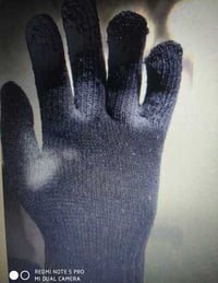 Full Sleeves Cotton Knitted Gloves