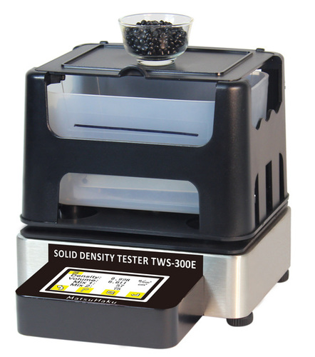 Touch Screen Solid Density Tester TWS-300E