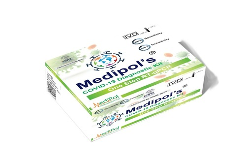 Medipol Rt Pcr Test Kit For Covid-19 (Icmr Approved)