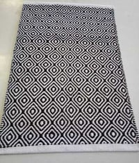 Handmade Cotton Rugs Or Durries