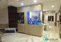 Long Life Acrylic Fish Aquarium