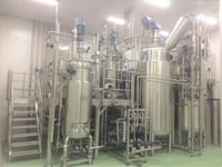 Heavy Duty Yeast Extraction Plant