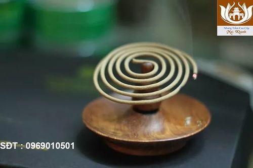 Nature Pure Sandalwood Coils Incense