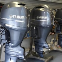 Used Yamaha 4 Strokes Outboard Motor