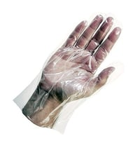 Disposable Plastic Hand Gloves