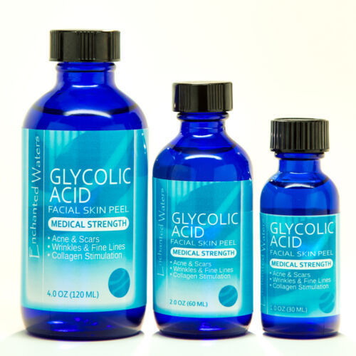 Glycolic Acid Chemical Face Peel Kit Medical Grade