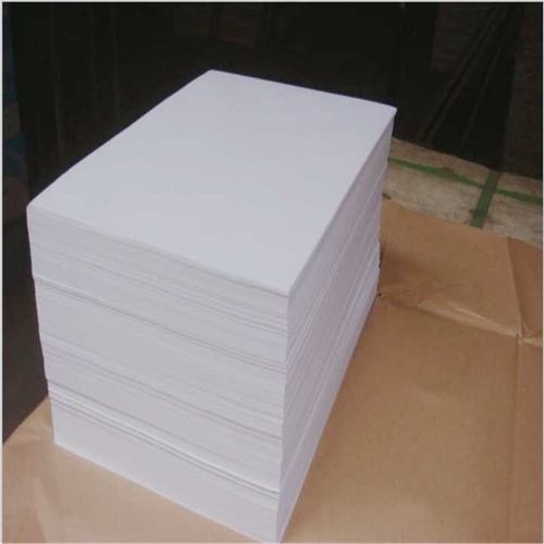 White Colored A4 Paper