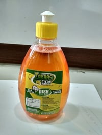Anti Bacterial Dish Wash Gel