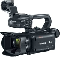 Black Colored Professional Camcorder