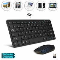 Wireless Keyboard and Mouse for PANASONIC TX-55FZ952B 55Inch