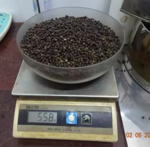 Organic Dried Black Pepper